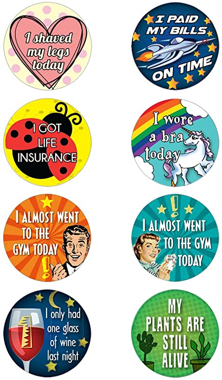 Funny Stickers For Adults
