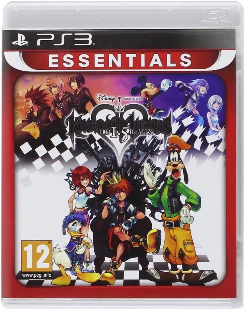 Kingdom Hearts Hd 1.5 Remix [Importación Francesa]: Amazon.es ...