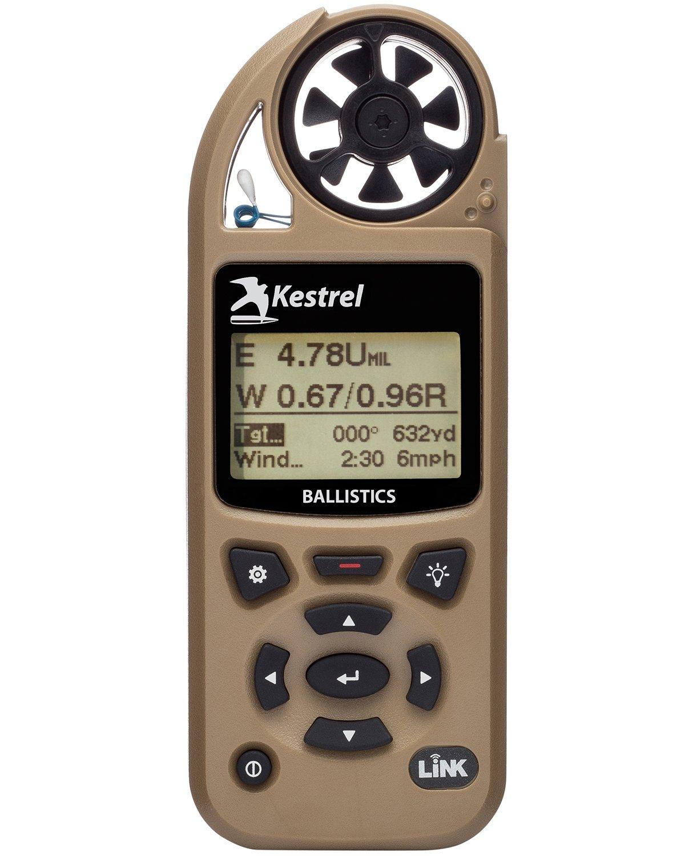 Kestrel 5700 Ballistics Weather Meter with Link by Kestrel