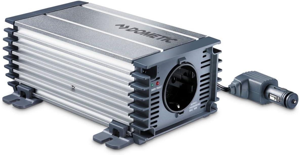Waeco 9105303794 PerfectPower PP152 Inversor Onda Sinusoidal Modificada, 150W, 12V