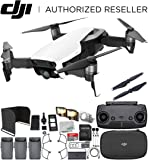 DJI Mavic Air Drone Quadcopter (Arctic White) EVERYTHING YOU NEED Ultimate Bundle