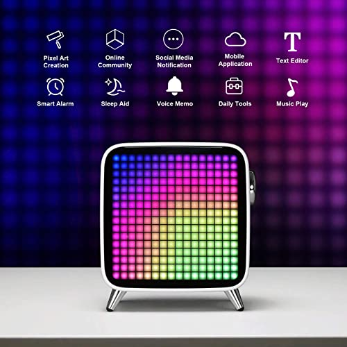 Divoom Tivoo Max Multifunctional 40W Premium LED Bluetooth Speaker