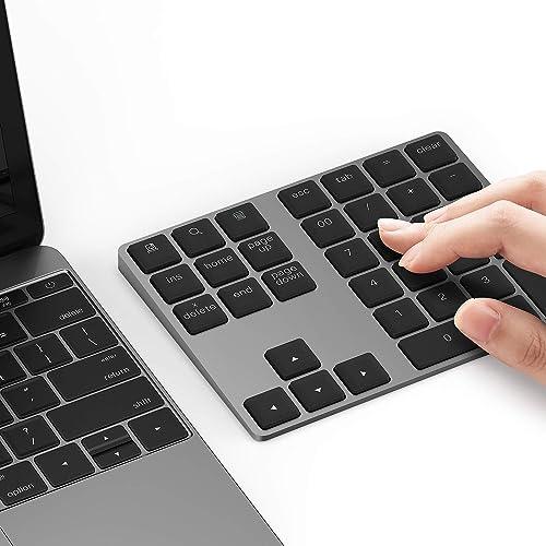 Lekvey 34 Key Aluminum Keypad