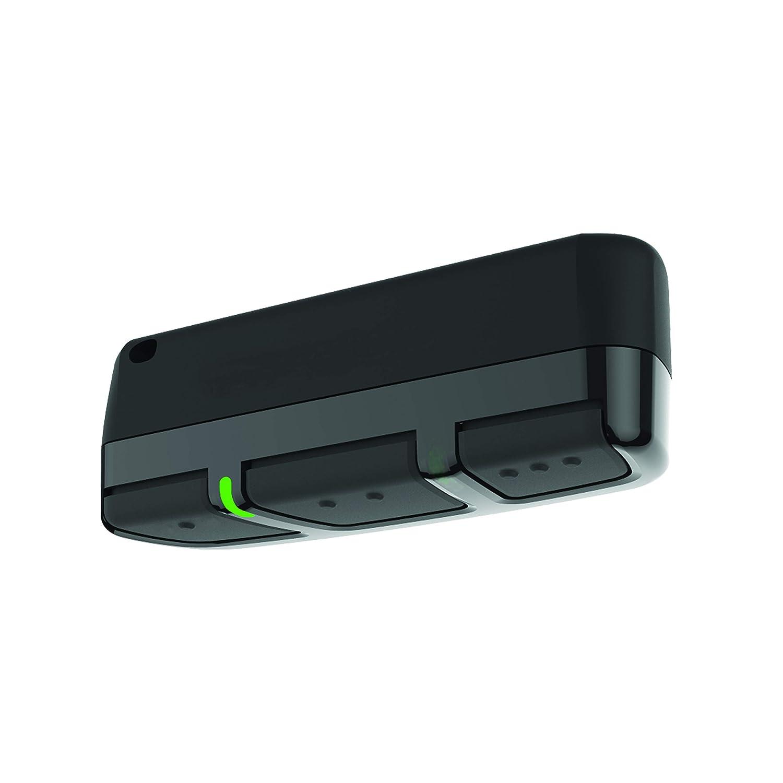 Brandmotion 1110-2520 Frameless Manual Dim Rear View Mirror with Universal Remote Control