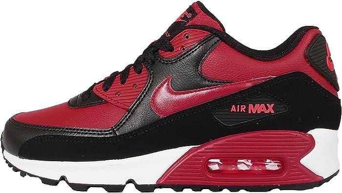 air max 90 rouge et noir