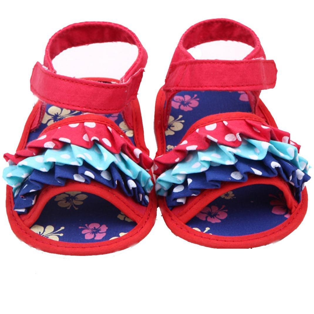 Baby Sandals TOOPOOT Newborn Boys Girls Cloth Shoes Prewalker