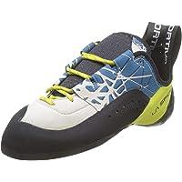 La Sportiva Kataki Ocean/Sulphur, Zapatos de Escalada Unisex