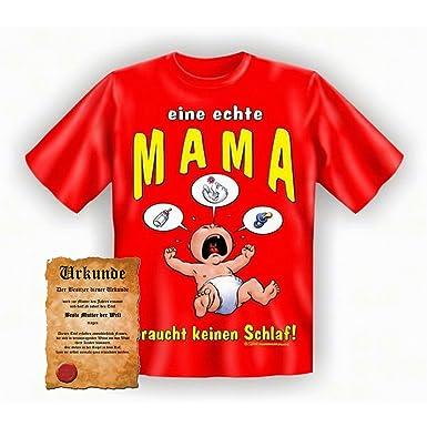 T Shirt Shirt Mama Mum Weihnachten Geschenk Nikolaus Muttertag