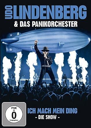 Udo Lindenberg & Das Panikorchester - Ich mach mein Ding 2 DVDs ...