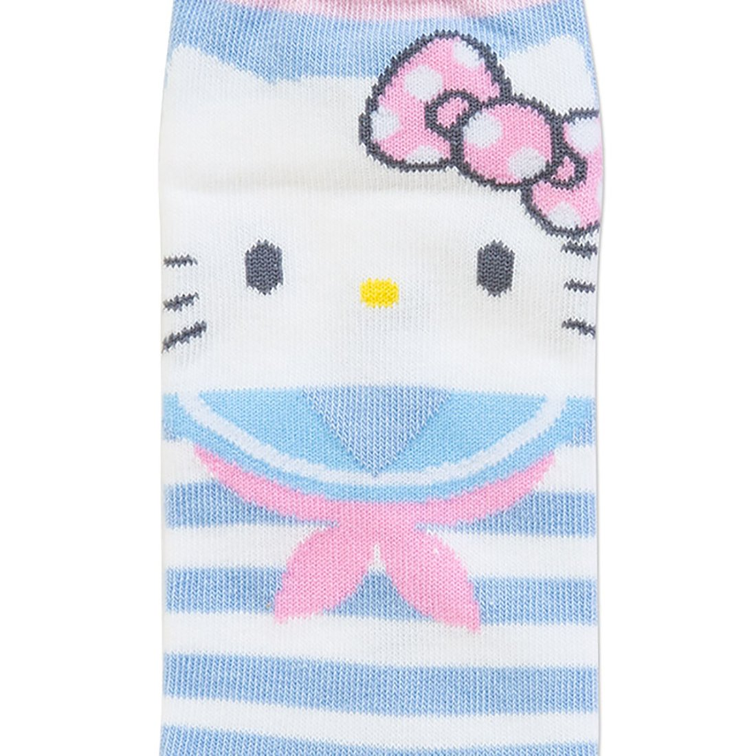 674758ee2 Amazon.com: Hello Kitty Sanrio Kids Socks Set of 3 Japan Limited Edition -3  different designs per order- (5-6): Clothing