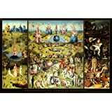 Amazon Price History for:(24x36) Hieronymus Bosch Garden of Earthly Delights Art Print Poster Art Poster Print by Hieronymus Bosch, 36x24