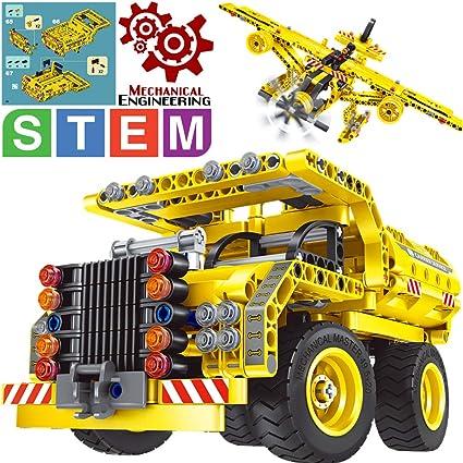Amazon.com: Gili juguetes de construcción regalos para niños ...