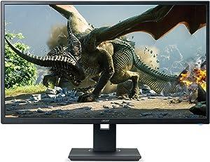 "Acer ET2 31.5"" LED Widescreen Monitor 4K UHD 3840 x 2160 4ms 60Hz 300 Nit (VA) (Renewed)"