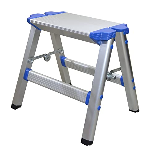 Wolf Step Up Folding Work Platform With Locking Legs