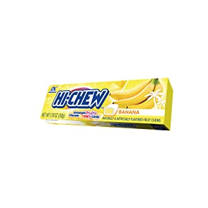 Hi-Chew Stick, Banana, 1.76 Ounce (Pack of 15)