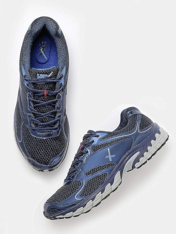 Hrithik Roshan Men Navy Running Shoes