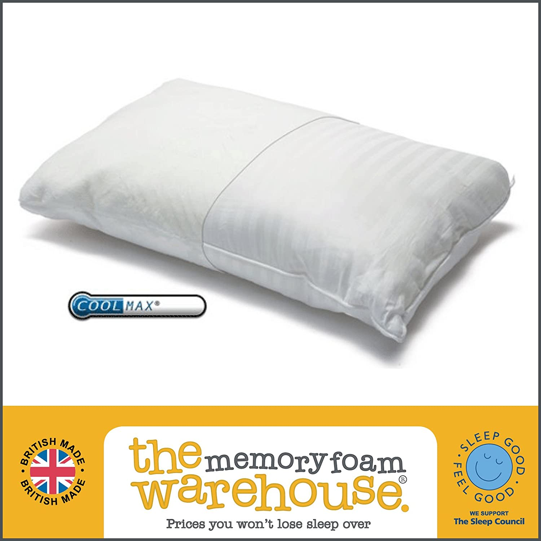 Coolmax Traditional Memory Foam Pillow