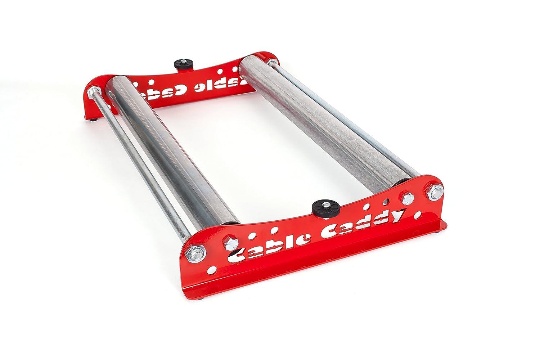 verschiedene Farben verfügbar - Blau Kabelabroller Fiberlane Kabelabwickler: Cable Caddy für Rollen bis 510 mm