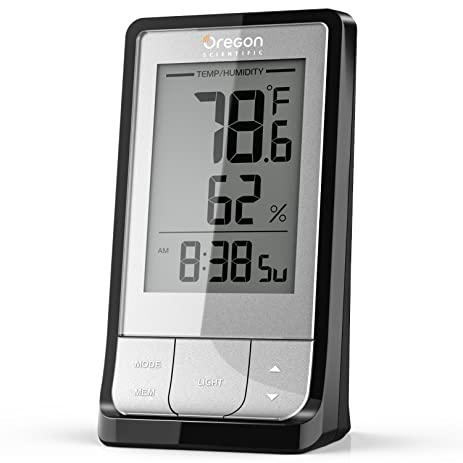 Amazon.com: Humidity Monitor - Indoor Hygrometer Thermometer ...