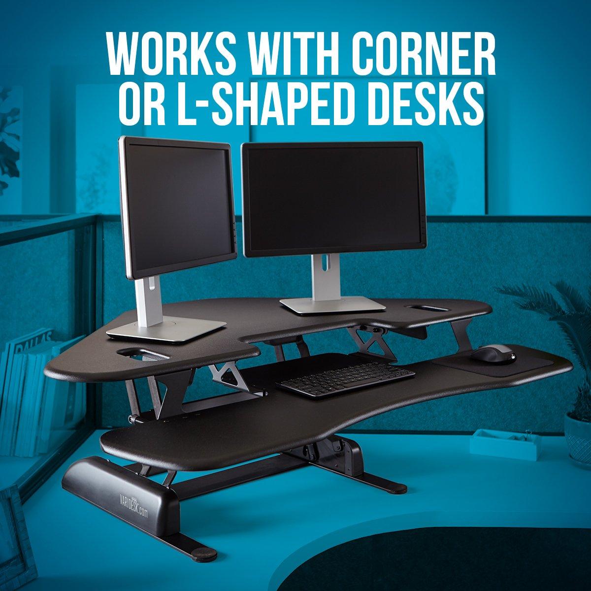 Galleon Varidesk Height Adjustable Standing Desk For