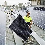 ソーラーパネル 太陽光発電 OUTAD 太陽光発電パネル 単結晶 高品質 ソーラーパネル 太陽光パネル ソーラーパネル 100W