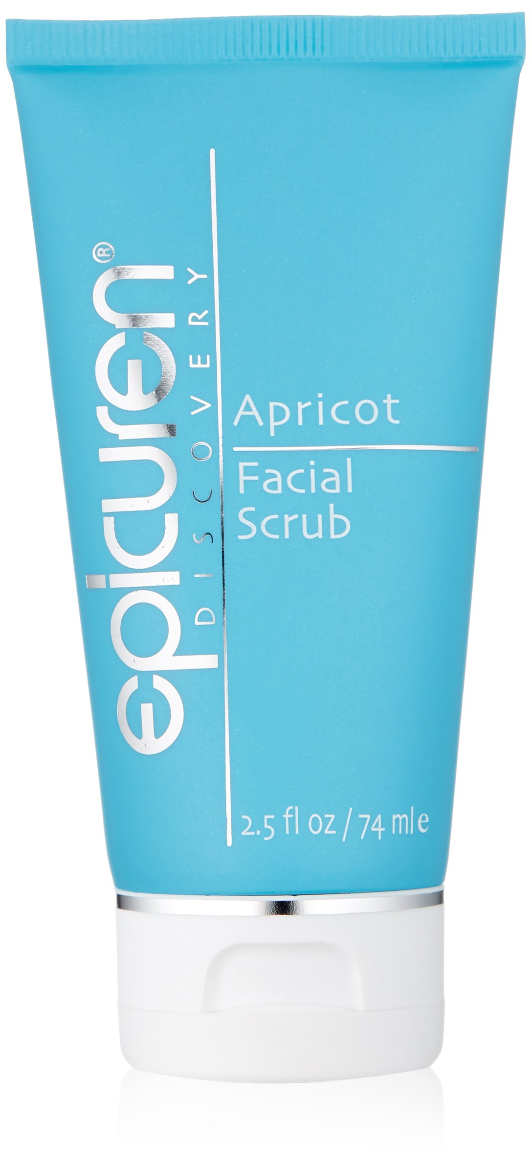 Epicuren Discovery Apricot Facial Scrub, 2.5 Fl oz by epicuren DISCOVERY