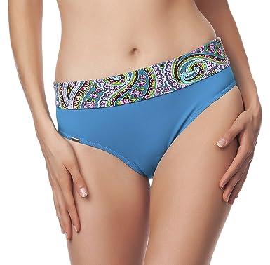 bd7b0e145602 Antie Costume Slip per Bikini da Donna H38RR4(Turchese, IT 46 (EU 40)):  Amazon.it: Abbigliamento