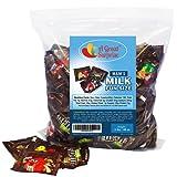 M&Ms Fun Size Milk Chocolate, 3 LB Bulk Candy