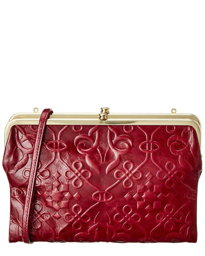 Hobo Womens Leanne Leather Wallet