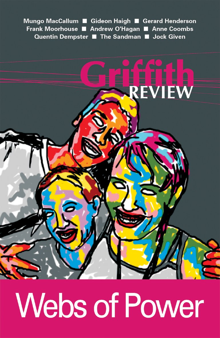 Read Online Griffith REVIEW 3: Webs of Power pdf epub