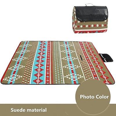 DOGYEARDAJI Tampon D'Humidité Pique-Nique En Plein Air Camping Portable Indispensables