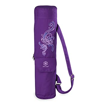 Gaiam-Cargo-Yoga-Mat-Bag-Deep-Plum-Surf