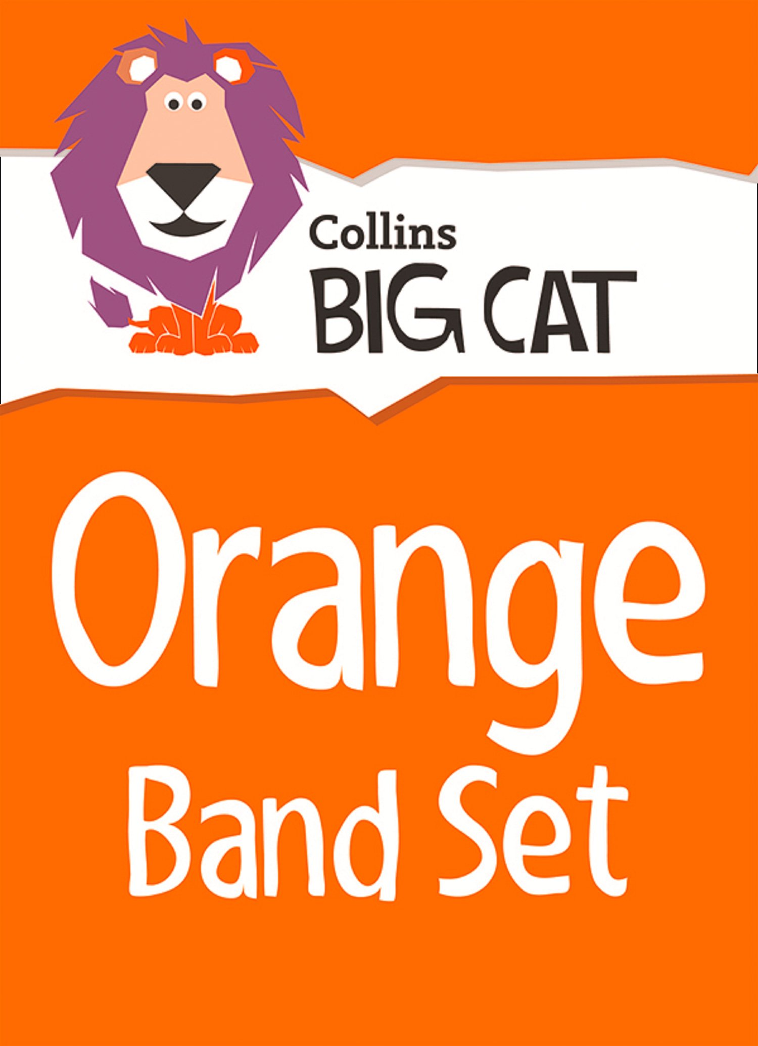 Download Orange Starter Set: Band 06/Orange (Collins Big Cat Sets) ebook