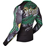 Venum Crocodile Dry Tech Long Sleeve MMA Rashguard