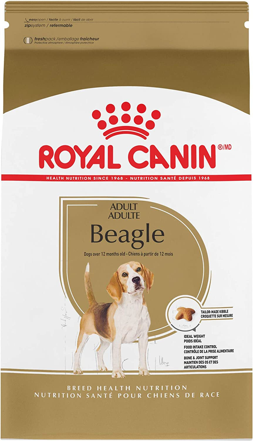 Royal Canin Beagle Adult Breed Specific Dry Dog Food