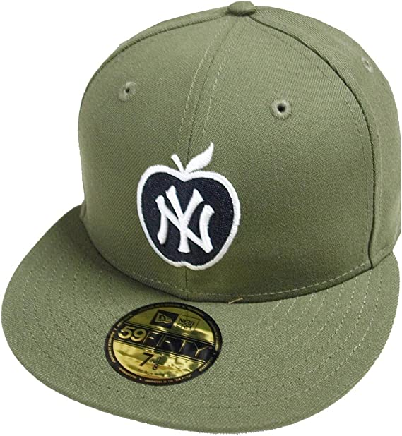 New Era 59Fifty Fitted Cap New York Yankees Oliv