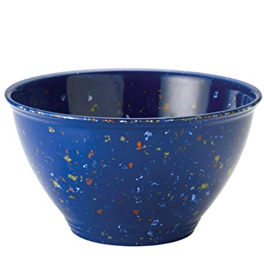 Rachael Ray Accessories Garbage Bowl, Blue