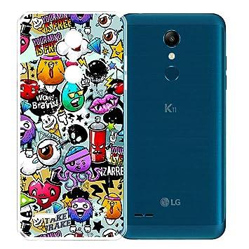 ZXLZKQ Funda Cover LG K11 /LG K10 2018(5.3