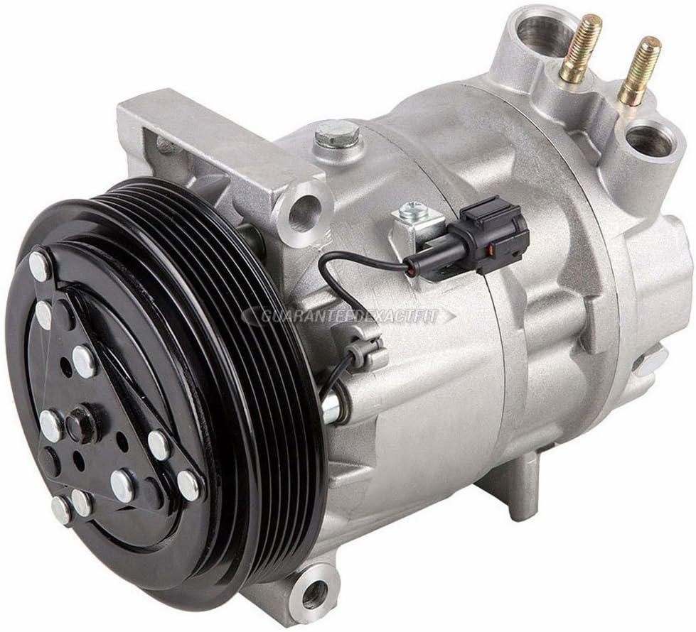 For Infiniti I35 /& Nissan Maxima AC Compressor /& A//C Clutch BuyAutoParts 60-01811NA NEW