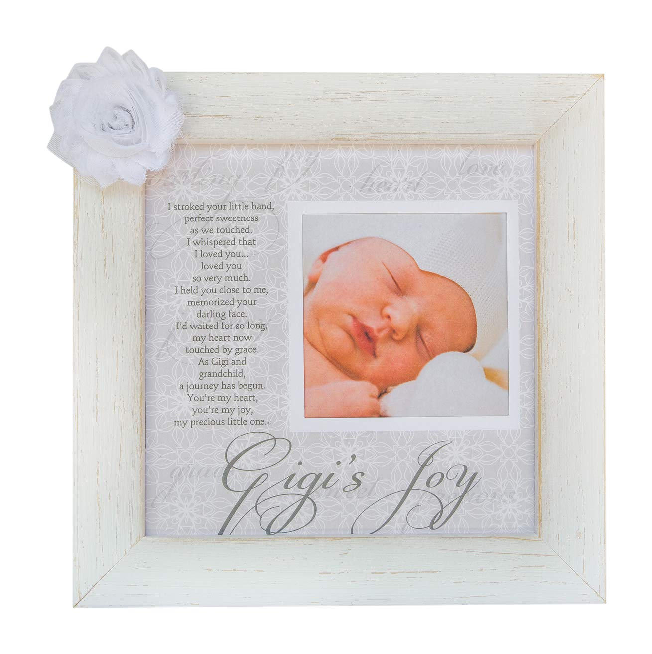 Gigi's Joy Picture Frame with Poetry Grandparent Gift Co.