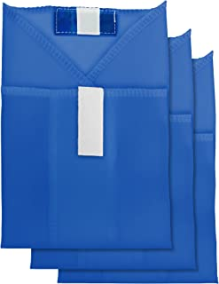 product image for Planet Wise Tint Sandwich Wrap - 3-Pack (Blue)