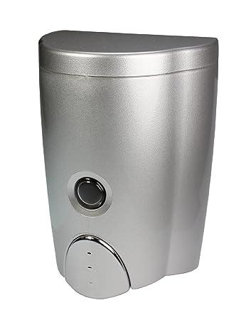 Dispensador De Jabon Liquido De Pared Manual - Para Montar En La Pared - Uso En