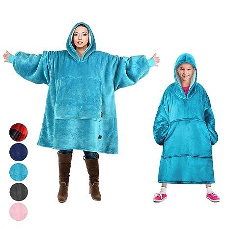 Amazon.com  Tirrinia Blanket Sweatshirt 5fc754067