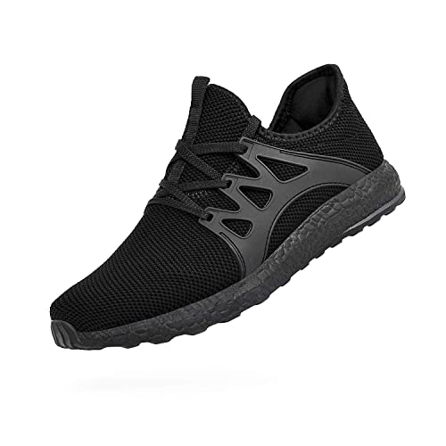 Emicii Men Casual Mesh Lace-up Lightweight Gym Shoes Fascinating Walking Athletic