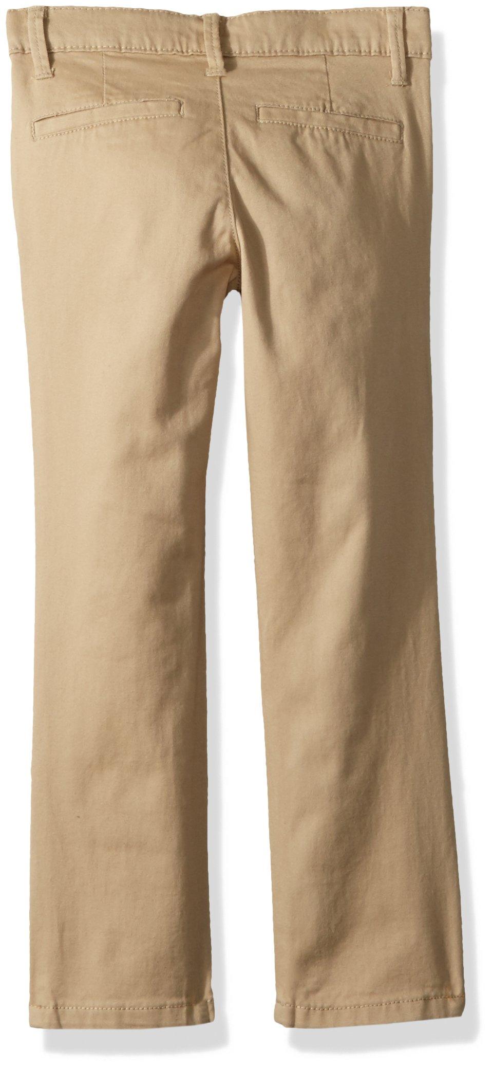 The Children's Place Big Girls' Uniform Skinny Pant, Sandy, 16 by The Children's Place (Image #3)