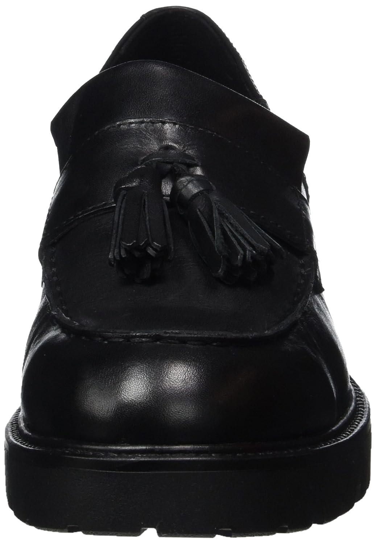 Vagabond (schwarz Damen Kenova Mokassin, Schwarz (schwarz Vagabond 20) 7af941