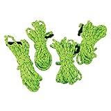 4 Fluorescent Guy Ropes