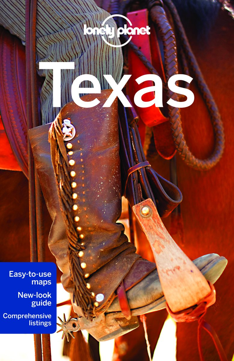 Lonely Planet Texas Travel Guide product image