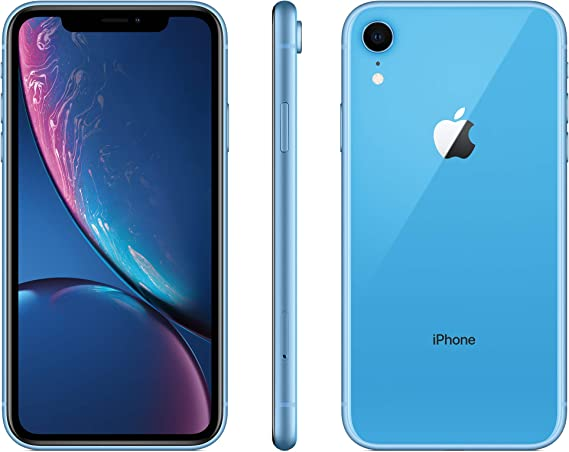 Amazon.com: Apple iPhone XR, Boost Mobile, 64GB - Azul ...