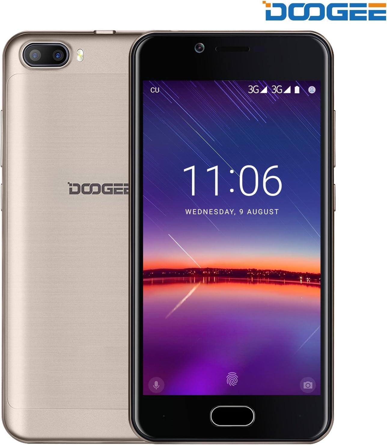 Moviles Libres, DOOGEE SHOOT2 Smartphone Libre sin Bloqueo de SIM Android 7.0 Smartphones: Amazon.es: Electrónica